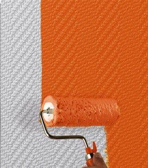 Fibre De Verre Et Revetement Mural Leroy Merlin En 2020 Toile De Verre Fibre De Verre Peindre Toile De Verre