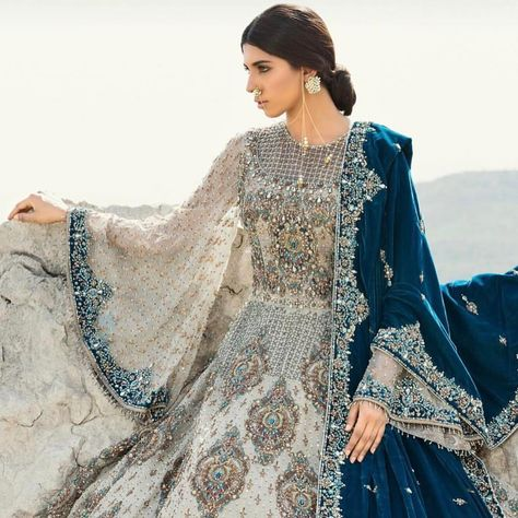 48 Ideas For Bridal Couture Pakistani Outfit