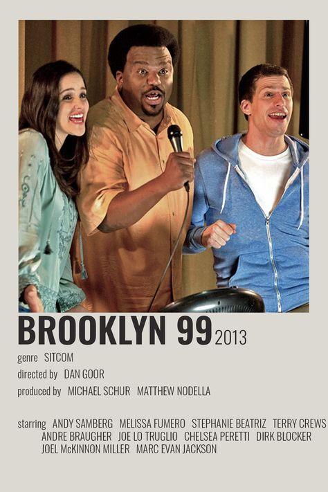 Brooklyn Nine Nine by cari