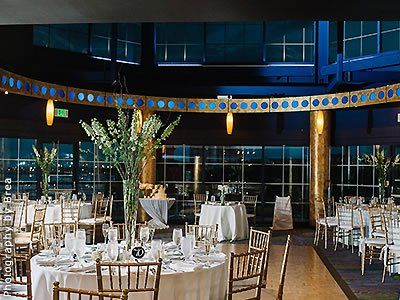 Pier 5 Hotel Baltimore Maryland Wedding Venues