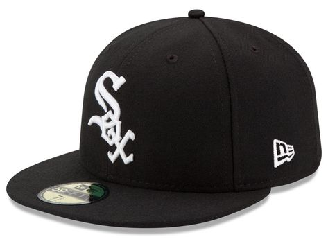 best sneakers 0ec8e 5e199 Chicago White Sox New Era MLB Authentic Collection 59FIFTY Cap