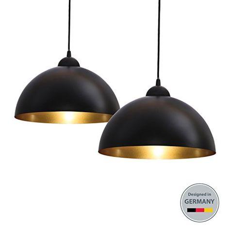 B K Licht Design 2x Industrielle Vintage Led Pendelleucht Https Www Amazon De Dp B0756d92g6 Ref Cm Sw R Pi Dp U X Oq Led Pendelleuchte Pendelleuchte Licht
