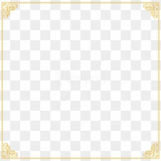 Free Png Gold Border Frame Png Golden Border Transparent Background Clipart Clip Art Gif Collection Free Png