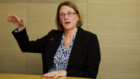 Anne Stausboll heads the largest pension fund in the US, with a portfolio of investments worth $295bn. Under her leadership Calpers has been crusading for environmental causes and for better corporate governance at the companies it owns, vigorously defending its pensioners' benefits through the courts and, most recently, fighting to drive down the fees that fund managers charge.
