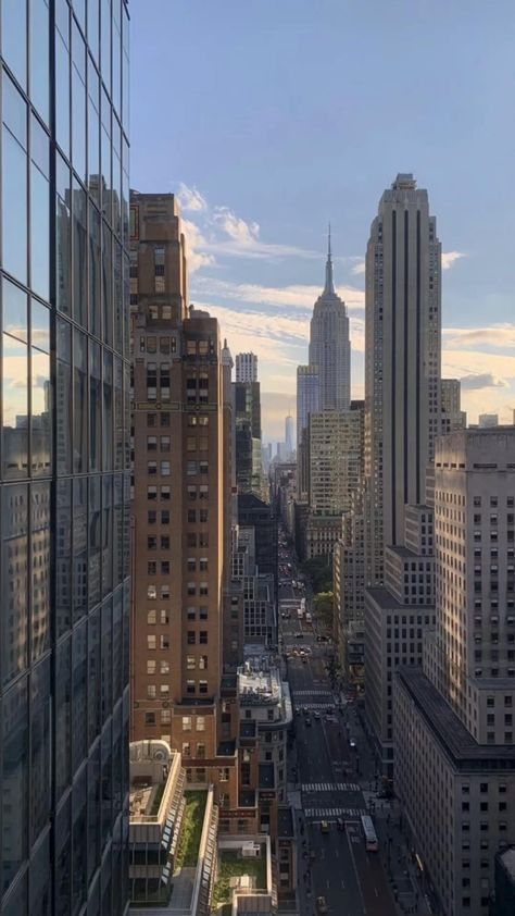 New York Life, Nyc Life, City Aesthetic, Travel Aesthetic, New York Penthouse, Empire State Of Mind, City Vibe, City Wallpaper, Dream City