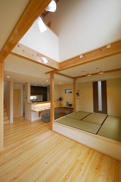 埼玉で木の家を建てるなら 自然素材 全館空調 外断熱の健康住宅