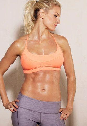Sexy Bauchmuskeltraining speziell für Frauen: http://www.gofeminin.de/sport/bauchmuskeltraining-frauen-s1572267.html