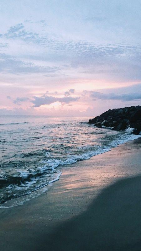 Vsco Jessicaclark9 View Sea Sunset Beach Ocean In