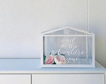 Acrylic Wishing Well Ikea Greenhouse Wishing Well Wedding Ikea Wedding Card Box Wedding