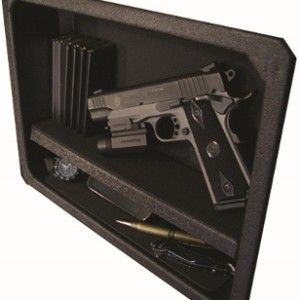 Tactical Walls. Great website for home firearm concealment!