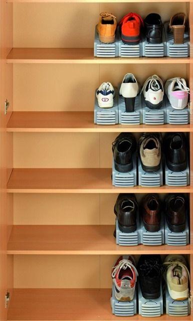 Kliknutim Na Obrazek Jej Zvetsite Shoe Rack Small Space Living Organization