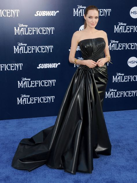 Angelina Jolie S Complete Red Carpet Transformation