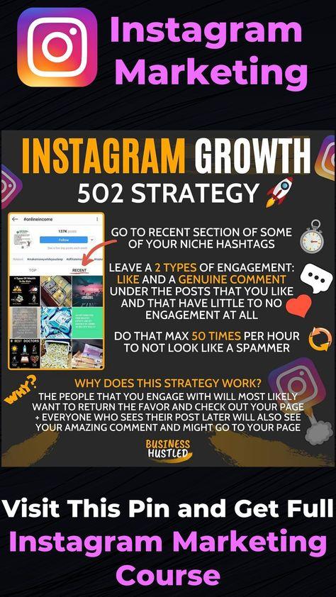 Instagram growth, Instagram marketing, Social media marketing, Digital marketing