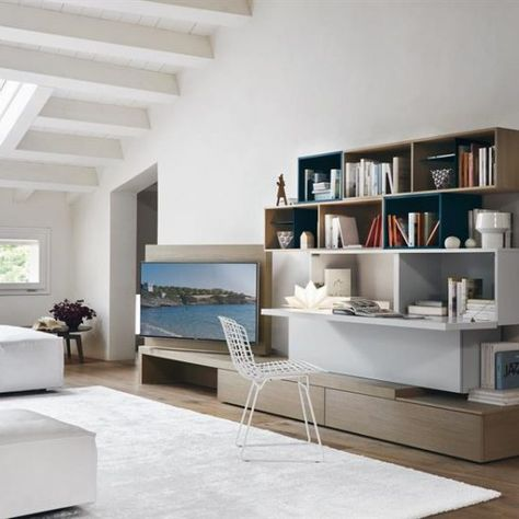Soggiorni Moderni E Salotti Moderni A Bergamo Arredi Moderni
