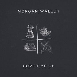 Cover Me Up By Morgan Wallen On Apple Music Art Collage Wall Western Wall Art Music Album Cover