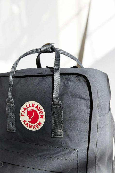 Fjallraven Kanken backpack - Grey