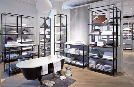 Bildergebnis Fur Food Merchandise Bon Marche Loft Spaces Interior Design Courses Home