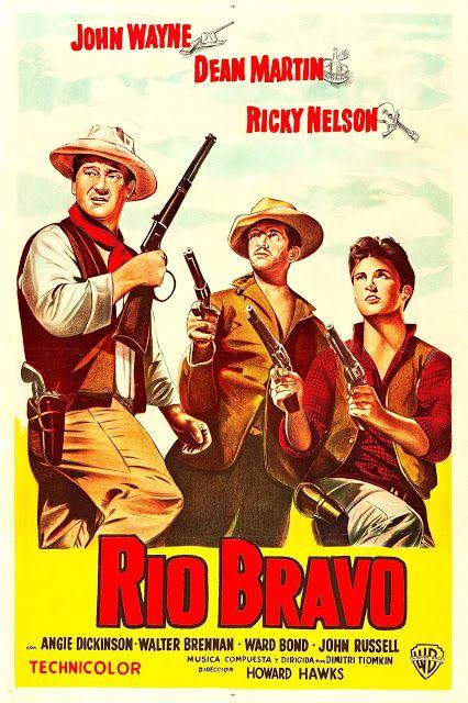 Rio Bravo [1959]HD [1080p] Latino [GoogleDrive] SilvestreHD