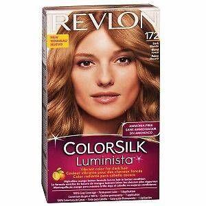 Revlon Colorsilk 60 Dark Ash Blonde Hair Color Ash Blonde