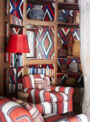 The Singita Pamushana Lodge In Southeast Zimbabwe African Interior DesignHotel