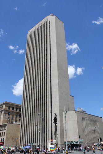 Edificio Banco Popular Medellin Colombia Arquitectura De