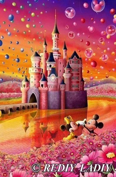 5d Diamond Painting Disney Chip And Dale Kit 5d Diamond