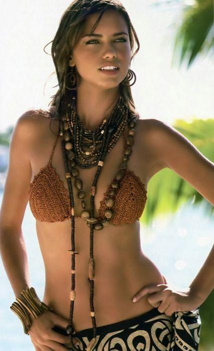 Swimsuits Swimwear Bathing Suits for Women : Boho bikini