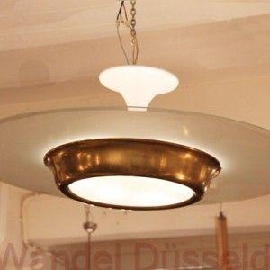 Artdeco Deckenleuchte Lampe Original Antique Wandelantik Design