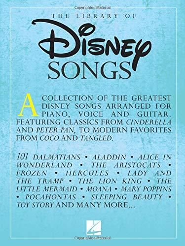 The Library of Disney Songs - Default