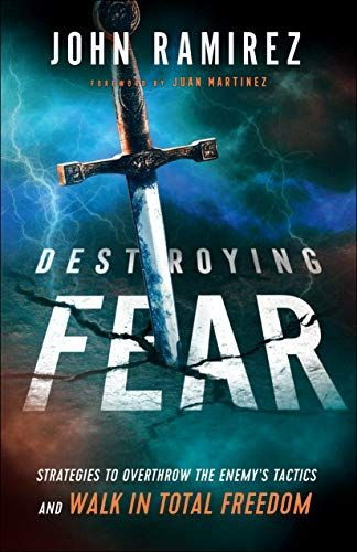 Read Book Destroying Fear Strategies To Overthrow The Enemys