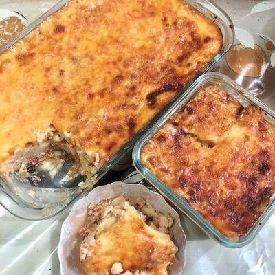 Resep Super Cheesy Macaroni Schotel Panggang Oleh Tintin Rayner Resep Resep Panggang Makanan Enak