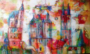 Pin Von Einkaufen In Braunschweig Auf Typisch Braunschweig Idee Farbe Kunstdrucke Auf Leinwand Braunschweig