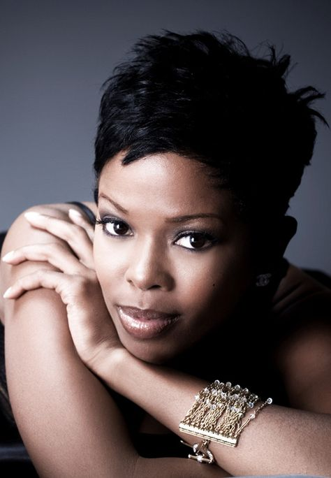 Malinda Williams is an American actress. She is best known for her role as Erica Wright in the 1996 movie A Thin Line Between Love and Hate, as Young Alicia in the 1999 movie The Wood, and as the hair .