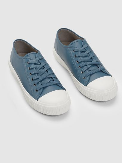 7957950e27ddc Nod Leather Sneaker | EILEEN FISHER | Shoes | Sneakers, Leather ...