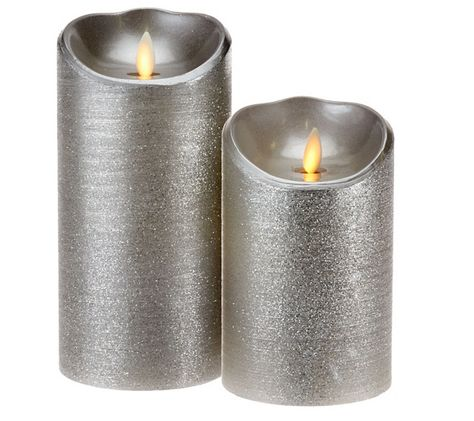Give Any Room An Elegant Glow With These Luminara Flameless