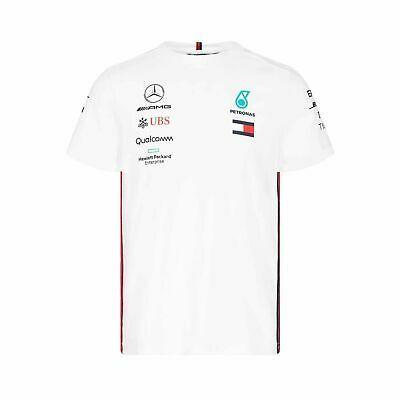 Mercedes-AMG Petronas Motorsport 2019 F1 Black Team Polo