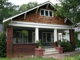 Image Result For Wood Siding With Orange Brick Bungalow