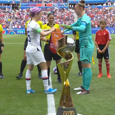 World Cup Final referee: Stéphanie Frappart.