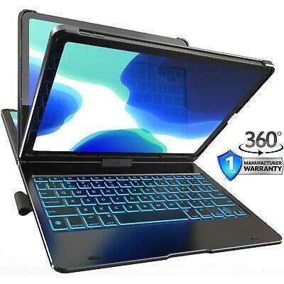 Ebay Link Ad Ipad Pro 11 Keyboard Case Backlit Wireless 360 Rotatable Ipad Pro 11 Keyboard Case Ipad Pro Apple Ipad Pro