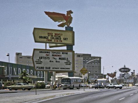 The Las Vegas Strip, by Chris Kennedy (June 1970)