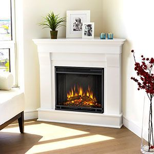 Shop for corner fireplace at Bed Bath & Beyond. Buy top selling products like Real Flame® Chateau Corner Electric Fireplace and Forest Gate Noah Traditional Corner Fireplace TV Stand.