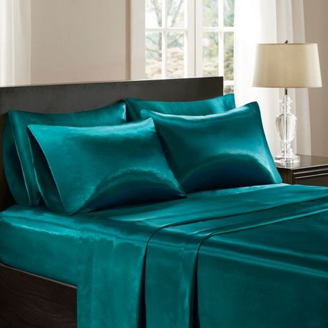 NEW Linen House  Fernanda Teal Bed Quilt Cover Set Romantic Colonial