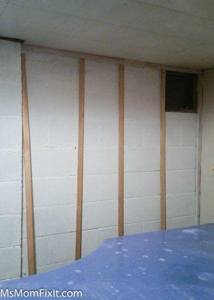 Faux Shiplap Walls Creating On A Dime Shiplap Wall Diy Framing Basement Walls Ship Lap Walls
