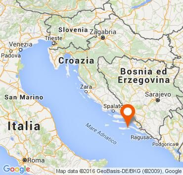 Cartina Zagabria.Mappa Di Isola Korcula Mappa Zagabria Croazia