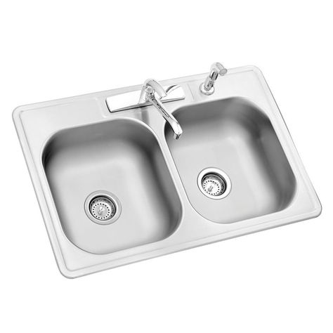 Foolproof Guide To Buy Stainless Steel Kitchen Sinks Double Bowl