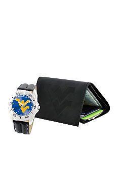 Game Time® WVU Watch and Wallet Set #belk #accessories #collegiate #WVU