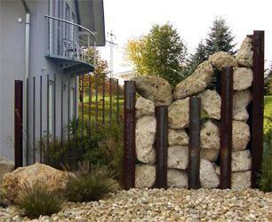 Eisenelente Fur Sichtschutz Mit Bildern Garten Ideen Garten