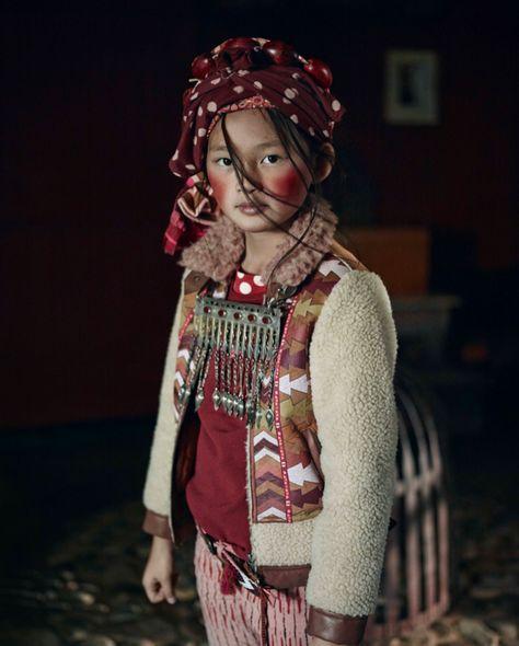 La tribu colorée de Scotch & Soda   MilK - Le magazine de mode enfant