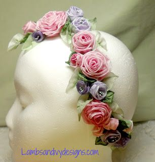 Lambs and Ivy Designs: Latest Ribon work