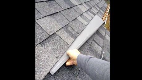 Adding A Porte Cochere Rain Diverter Standing Seam Metal Roof Hardscape Backyard